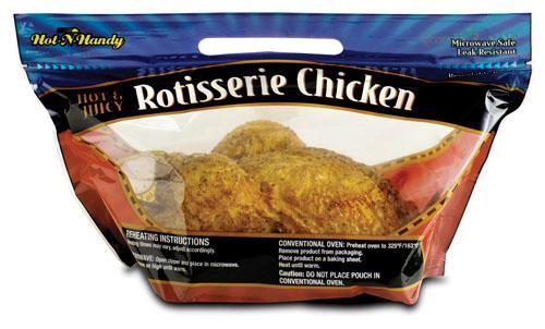 Roast Chicken Bag